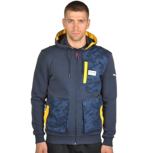 Кофта Puma Irbr Hooded Sweat Jacket - фото