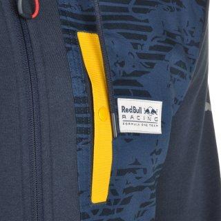 Кофта Puma Irbr Hooded Sweat Jacket - фото 6