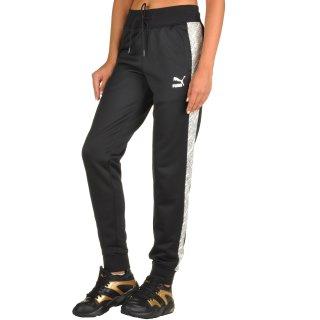 Брюки Puma Aop T7 Sweat Pants - фото 2