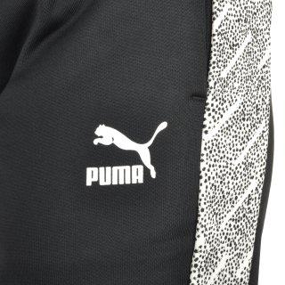 Брюки Puma Aop T7 Sweat Pants - фото 5