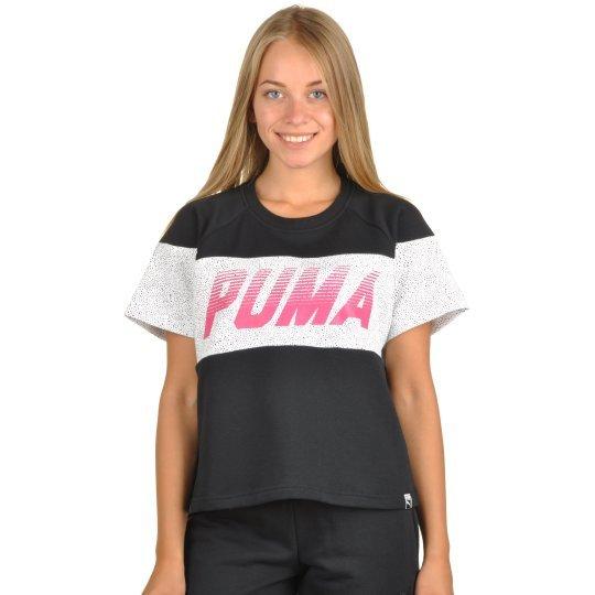 Футболка Puma Speed Font Top - фото