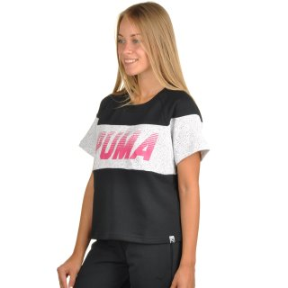 Футболка Puma Speed Font Top - фото 2