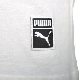 Футболка Puma Archive Logo Raglan Ls - фото 5