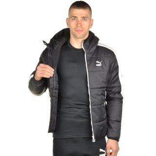 Куртка Puma T7 Padded Jacket Hoody - фото 5