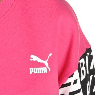 Кофта Puma Graphic Crew - фото 5