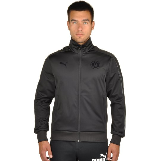 Кофта Puma Bvb T7 Track Jacket New - фото
