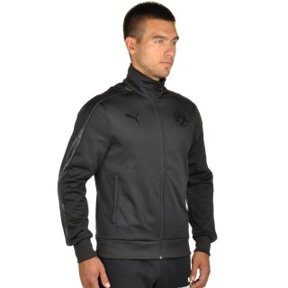 Кофта Puma Bvb T7 Track Jacket New - фото 4