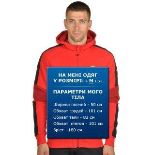Кофта Puma Sf Hooded Sweat Jacket - фото 8