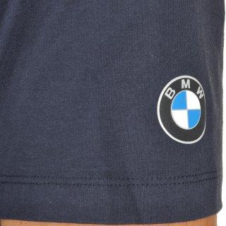 Футболка Puma BMW Msp Graphic Tee - фото 5