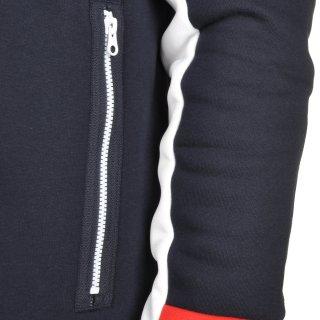 Кофта Puma BMW Msp Hooded Sweat Jacket - фото 7
