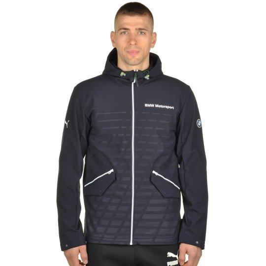Куртка Puma Bmw Msp Softshell Jacket - фото