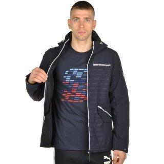 Куртка Puma Bmw Msp Softshell Jacket - фото 5