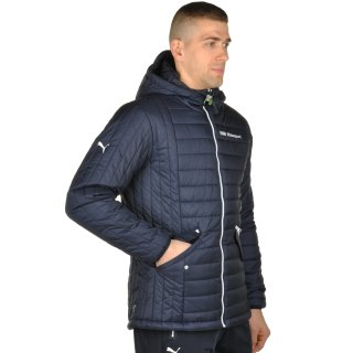 Куртка Puma Bmw Msp Padded Jacket - фото 5