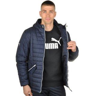 Куртка Puma Bmw Msp Padded Jacket - фото 6