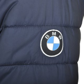 Куртка Puma Bmw Msp Padded Jacket - фото 7