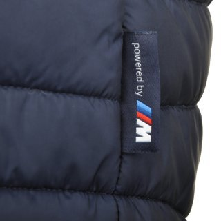 Куртка Puma Bmw Msp Padded Jacket - фото 8
