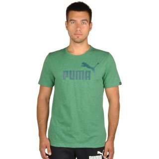 Футболка Puma Ess No.1 Heather Tee - фото 1