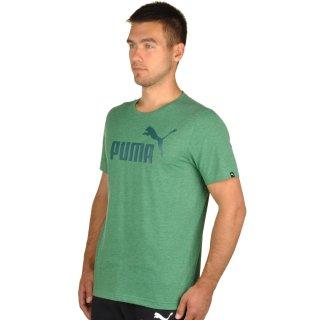 Футболка Puma Ess No.1 Heather Tee - фото 2