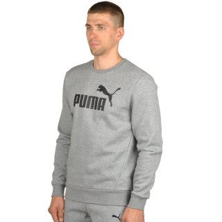 Кофта Puma Ess No.1 Crew Sweat, Fl - фото 2