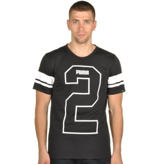 Футболка Puma Athletic Number Tee - фото 1