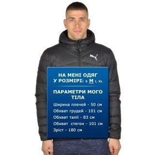 Куртка-пуховик Puma Act600 Hd Packlite Down Jkt - фото 10