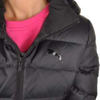 Куртка-пуховик Puma Ess Hooded Down Jacket - фото 6