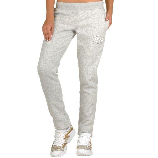 Брюки Puma Style Collegiate Pants W - фото