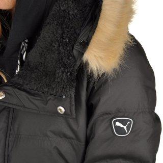 Куртка-пуховик Puma Long Lite Down Jkt - фото 6