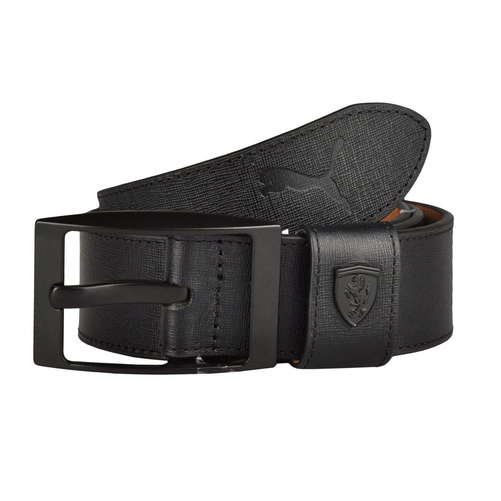 Ремень Puma Ferrari LS Leather Belt посмотреть в MEGASPORT 053261 01 84631683c19