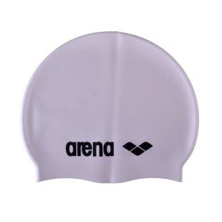 Шапочка для плавания Arena Classic Silicone - фото 4