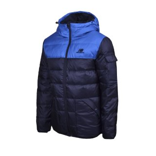 Куртка-пуховик New Balance Camper Light Weight Down Jacket - фото 1