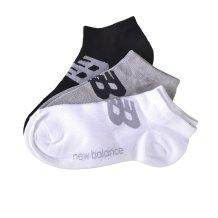 Носки New Balance 3 Sneaker Sock Combi Pack - фото