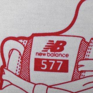 Футболка New Balance Union Jack - фото 3