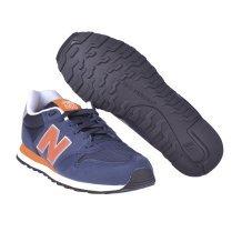 Кроссовки New Balance model 500 - фото