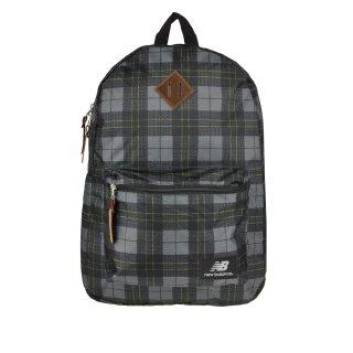 Рюкзак New Balance Backpack Check - фото 2
