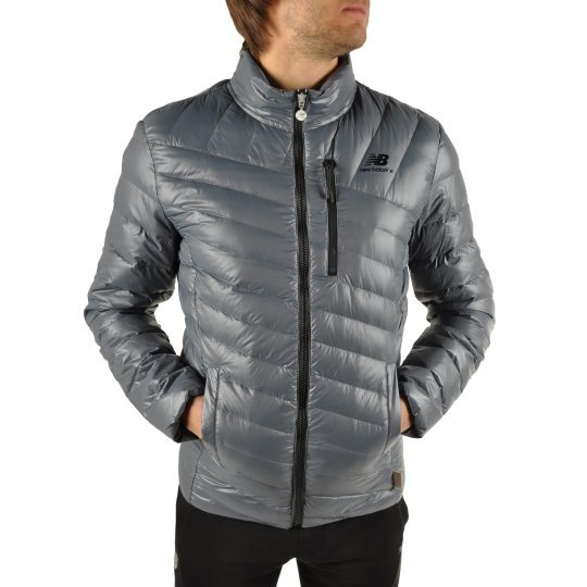 Куртка-пуховик New Balance Ultra Light Down - фото