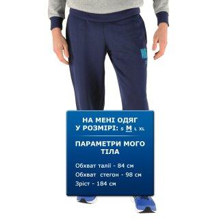 Брюки New Balance Nbtc Pant - фото 9
