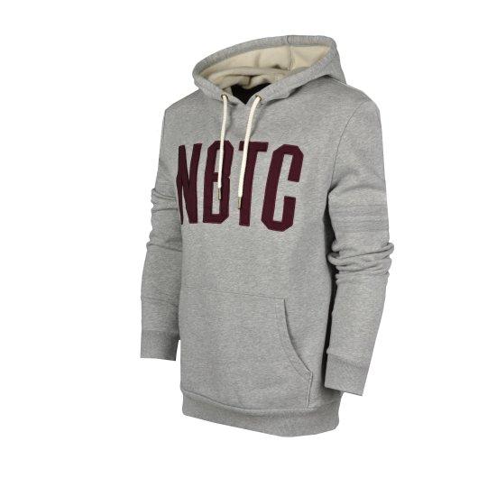 Кофта New Balance Nbtc Oh Hood - фото