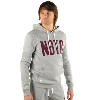 Кофта New Balance Nbtc Oh Hood - фото 7