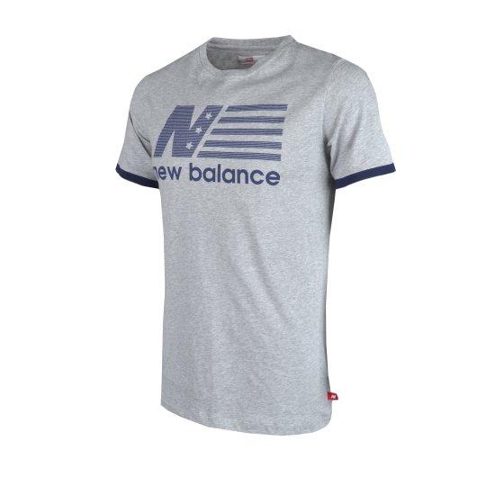 Футболка New Balance Flag Tee - фото