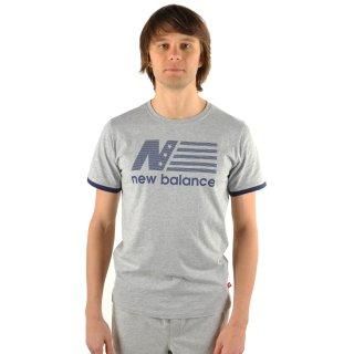 Футболка New Balance Flag Tee - фото 4