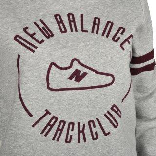 Кофта New Balance Trackclub - фото 3