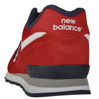 Кроссовки New Balance Model 574 - фото 4
