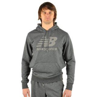Кофта New Balance Pullover Hoodie - фото 4