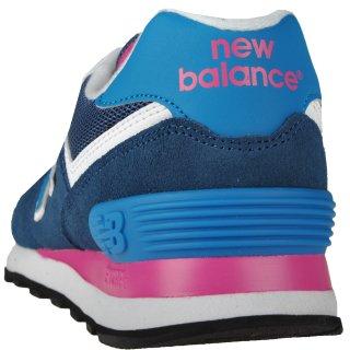 Кроссовки New Balance Model 574 - фото 5