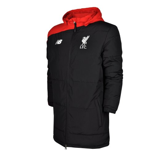 Куртка New Balance Lfc Training Stadium Jacket - фото