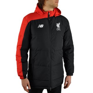 Куртка New Balance Lfc Training Stadium Jacket - фото 4