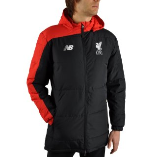 Куртка New Balance Lfc Training Stadium Jacket - фото 5