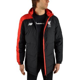 Куртка New Balance Lfc Training Stadium Jacket - фото 7