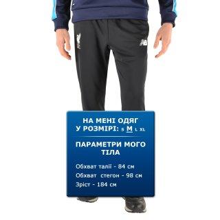 Брюки New Balance Lfc Training Knitted Pant - Slim Fit - фото 9